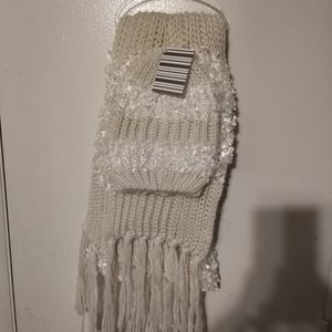 NWT! Hat and scarf set!